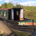 53ft Semi Trad Stern Narrowboat / Canal Boat