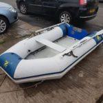 Zodiac Inflatable Tender Boat C285s Cadet