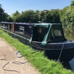 56ft Traditional Liveaboard Narrowbeam Canal Boat Central London