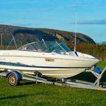 2005 Maxum 1800mx Sports Boat, Trailer, Vhf Radio, Garmin Fish Finder, Cd Radio