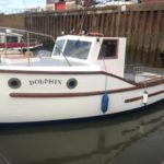 Colvic 27ft Fishing Boat Free Delivery Within 100 Miles