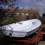 Ldc Boat, Racing Type Sailing Dinghy