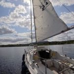 Yacht Achilles 24 Mk2 Fin Windermere