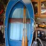 Dinghy/tender/rowing Boat