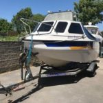 Raider 16 Fishing Boat