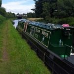 56 Ft Narrowboat  Ivan Hirst
