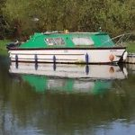 Canal River Boat Cruiser