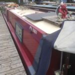 57ft Trad Narrow Boat