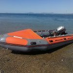 Ex Rnli D Class Inflatable Boat