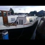 40ft Narrow Boat / Canal Boat With Boat Safety Certificate