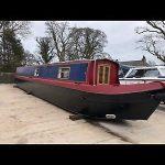 57' Beautiful Narrow Boat, Possible Exchange For Motorhome