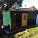 Canal Narrowboat Butty, 12 Ft