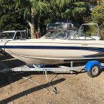 Glastron Speedboat 17.5 Foot Long Bow Rider