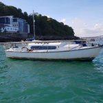 "Snapdragon 26 – Sloop  Sailing Yacht ""fox Draco"""
