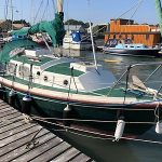 Westerly Centaur Project Yacht