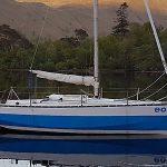 22ft E-boat Sailng Yacht